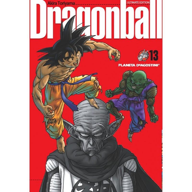 DRAGON BALL Nº13 (DE 34) ULTIMATE EDITION