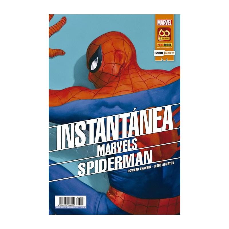 INSTANTÁNEA MARVELS: SPIDERMAN