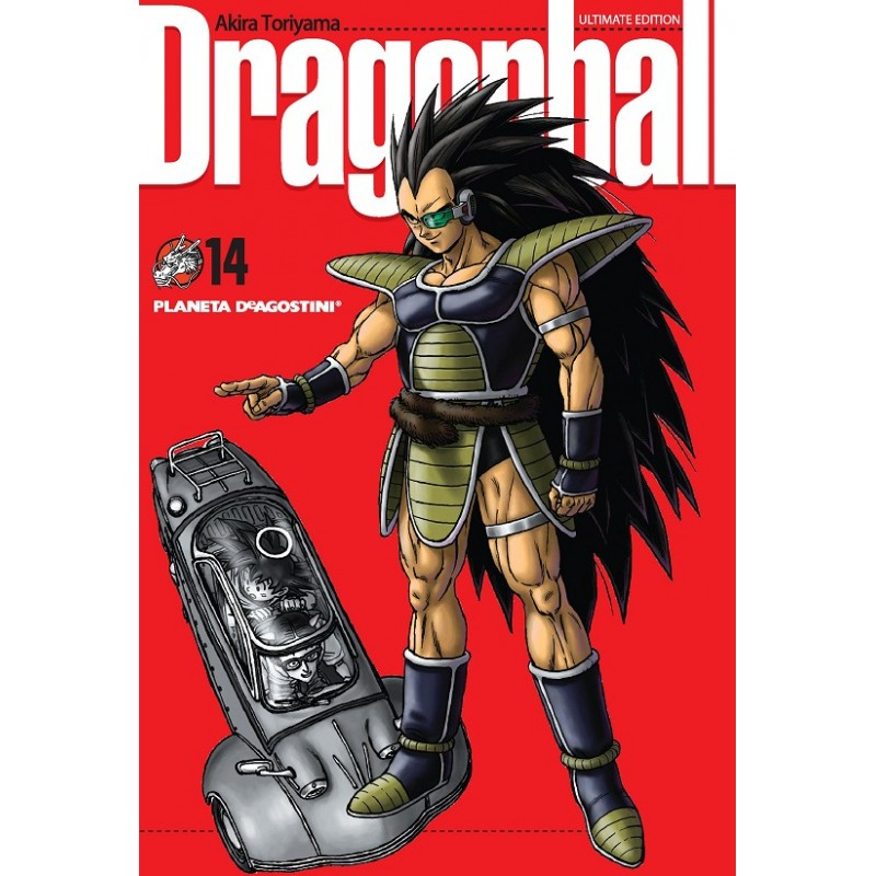 DRAGON BALL Nº14 (DE 34) ULTIMATE EDITION