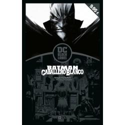 BATMAN: CABALLERO BLANCO – (DC BLACK LABEL...