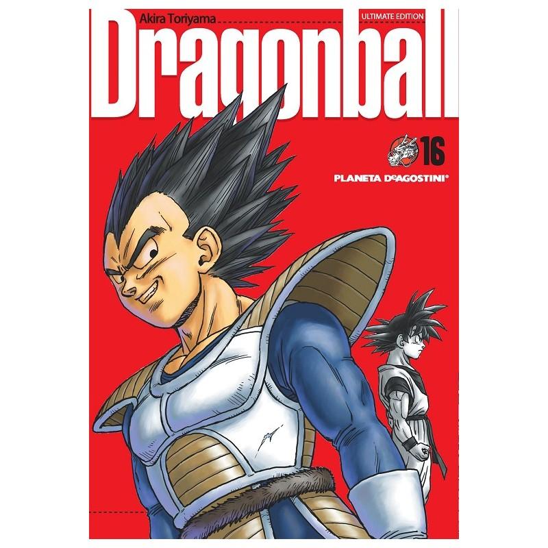 DRAGON BALL Nº16 (DE 34) ULTIMATE EDITION