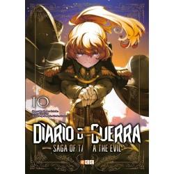 DIARIO DE GUERRA: SAGA OF TANYA THE EVIL Nº 10