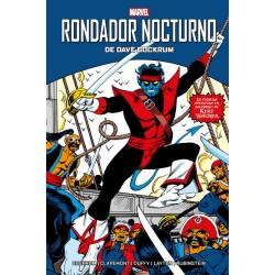 RONDADOR NOCTURNO DE DAVE COCKRUM (COLECCION...