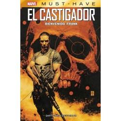 MARVEL MUST-HAVE. EL CASTIGADOR: BIENVENIDO, FRANK