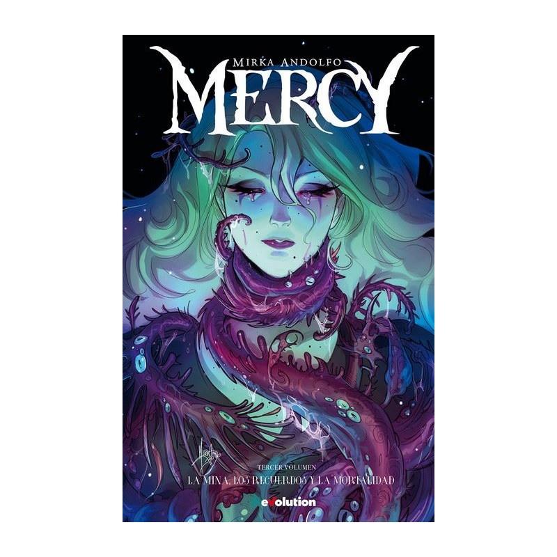 MERCY VOL. 03: LA MINA, LOS RECUERDOS Y LA MORTALIDAD
