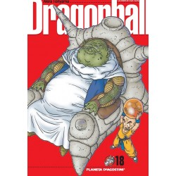 DRAGON BALL Nº18 (DE 34) ULTIMATE EDITION