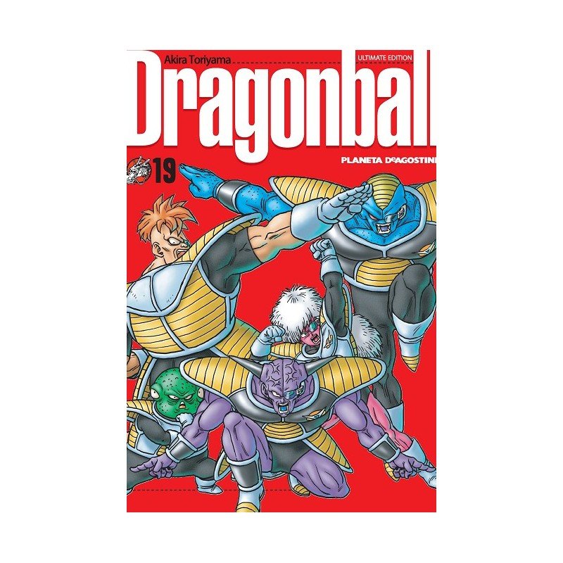 DRAGON BALL Nº19 (DE 34) ULTIMATE EDITION