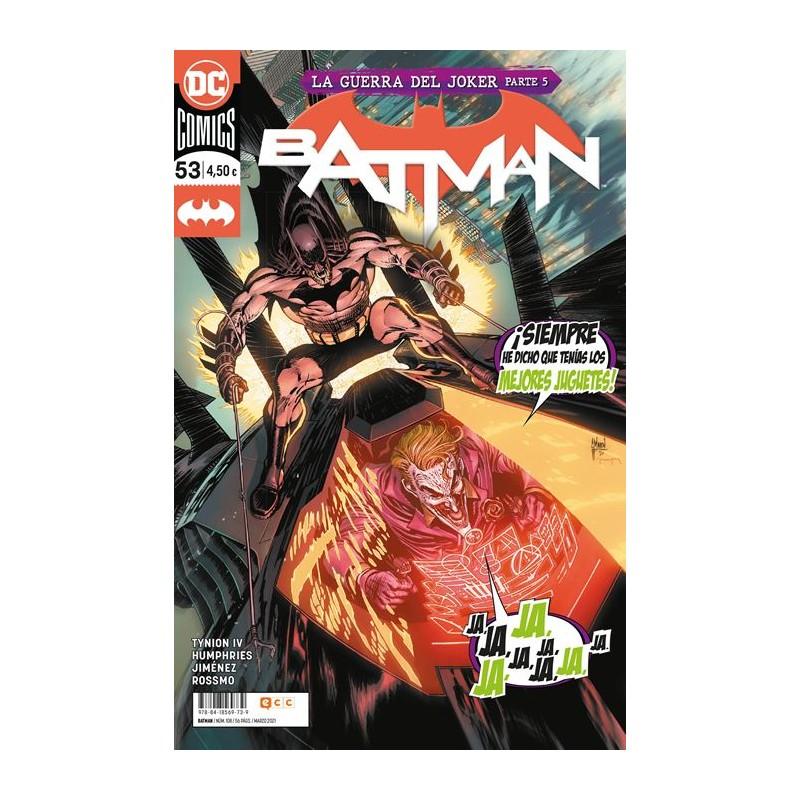 BATMAN Nº 53 / 108