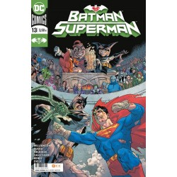BATMAN / SUPERMAN Nº 13