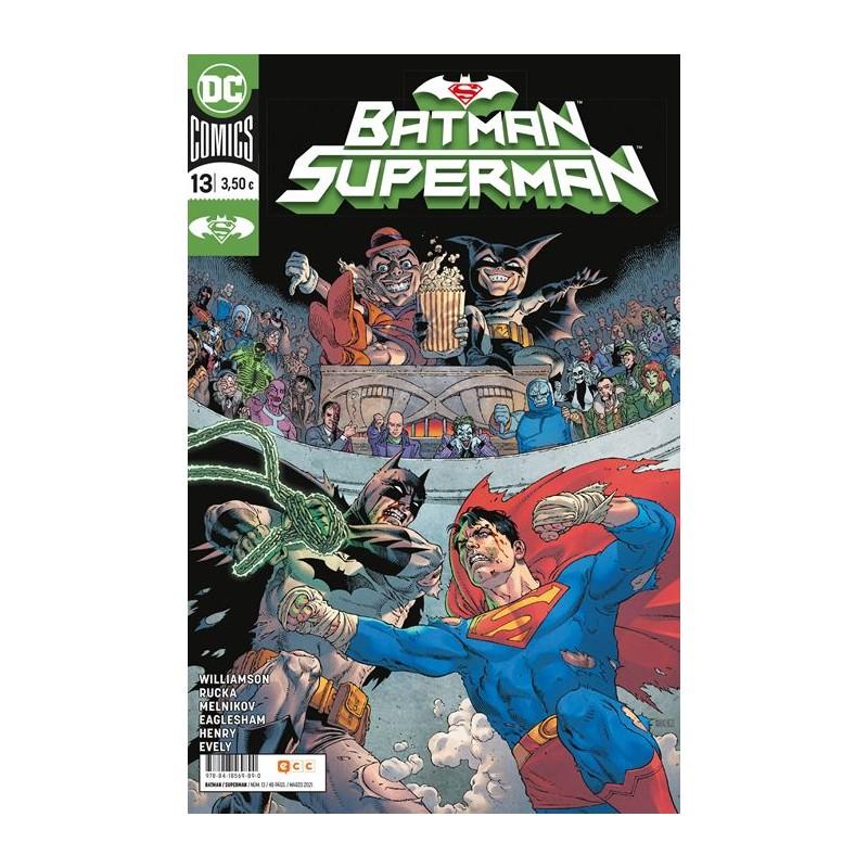 BATMAN / SUPERMAN Nº 13