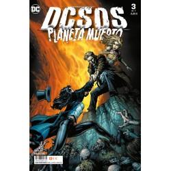 DCSOS: PLANETA MUERTO Nº 03 (DE 6)
