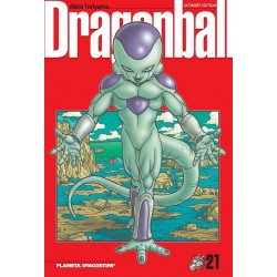 DRAGON BALL Nº21 (DE 34) ULTIMATE EDITION