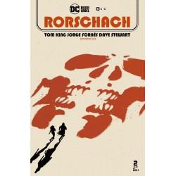 RORSCHACH Nº 02 (DE 12)
