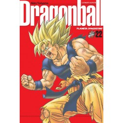 DRAGON BALL Nº22 (DE 34) ULTIMATE EDITION