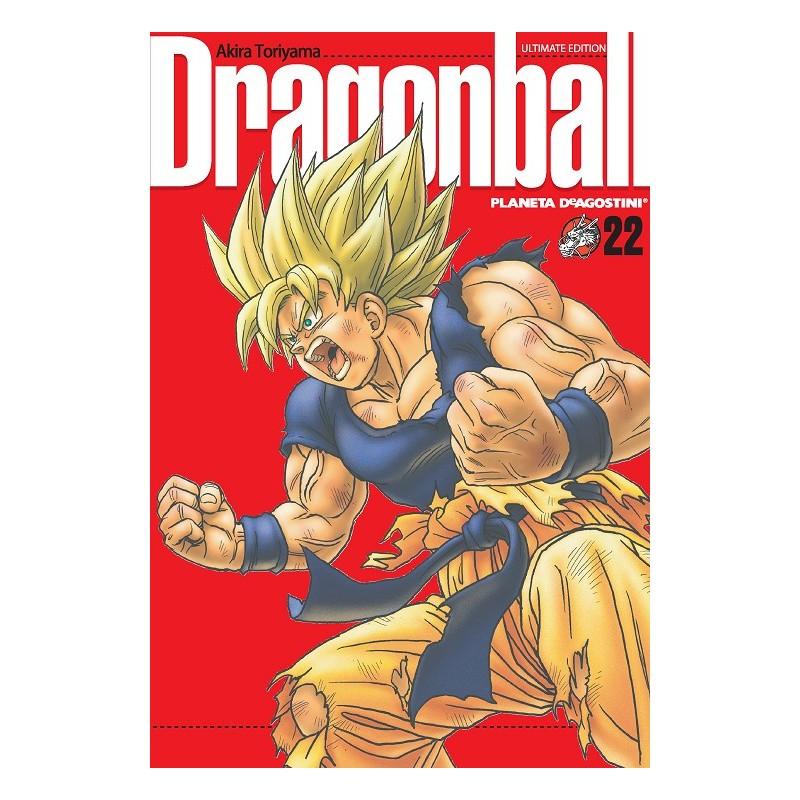 DRAGON BALL Nº22 (DE 34) ULTIMATE EDITION
