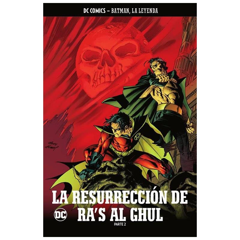 BATMAN LA LEYENDA Nº 46: LA RESURRECCIÓN DE RA´S AL GHUL PARTE 2