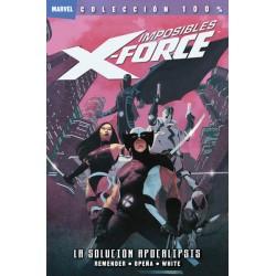 IMPOSIBLES X-FORCE 01: LA SOLUCIÓN APOCALIPSIS