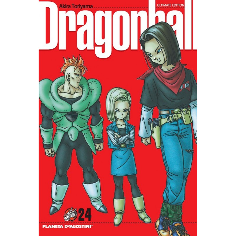 DRAGON BALL Nº24 (DE 34) ULTIMATE EDITION