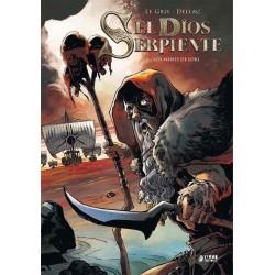 EL DIOS SERPIENTE Nº 03: LOS MANES DE LOKI