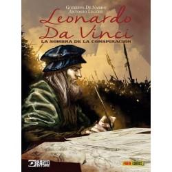 LEONARDO DA VINCI: LA SOMBRA DE LA CONSPIRACIÓN (OCASIÓN)