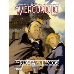 MERCURIO LOI: LA ROMA DE LOS LOCOS (OCASIÓN)