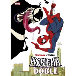 SPIDERMAN Y VENENO: PROBLEMA DOBLE (OCASIÓN)