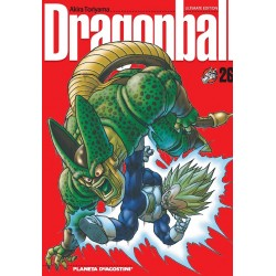 DRAGON BALL Nº26 (DE 34) ULTIMATE EDITION