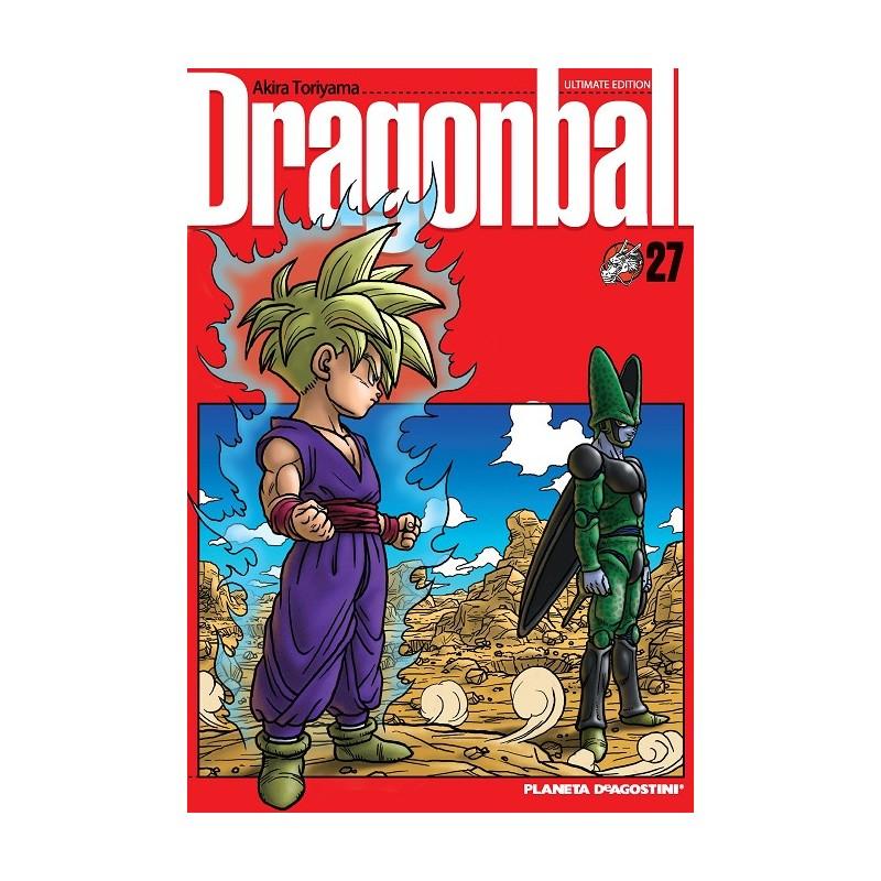 DRAGON BALL Nº27 (DE 34) ULTIMATE EDITION