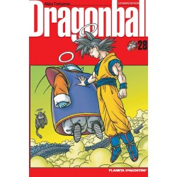 DRAGON BALL Nº28 (DE 34) ULTIMATE EDITION