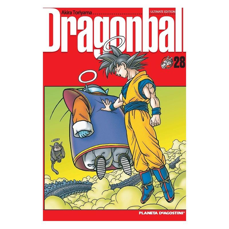 DRAGON BALL Nº28 (DE 34) ULTIMATE EDITION