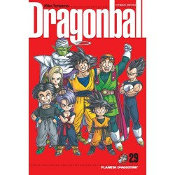 DRAGON BALL Nº29 (DE 34) ULTIMATE EDITION