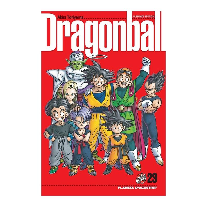 DRAGON BALL Nº29 (DE 34) ULTIMATE EDITION
