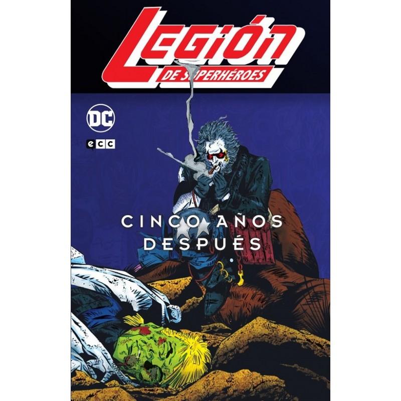 LEGIÓN DE SUPERHEROES 5 AÑOS DESPUÉS VOL. 02