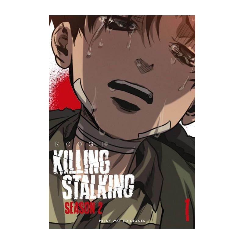 KILLING STALKING SEASON 2 Nº 01