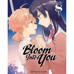 BLOOM INTO YOU Nº 08
