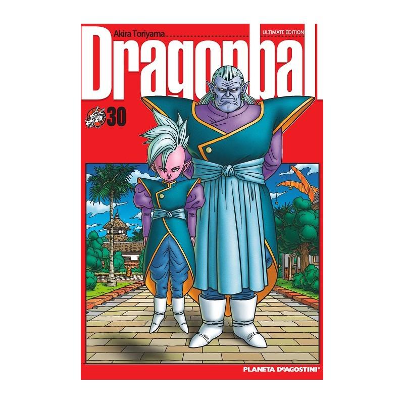 DRAGON BALL Nº30 (DE 34) ULTIMATE EDITION