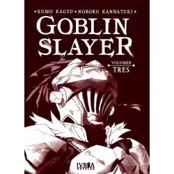 GOBLIN SLAYER VOL. 03 (NOVELA)
