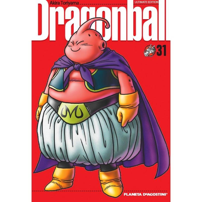 DRAGON BALL Nº31 (DE 34) ULTIMATE EDITION