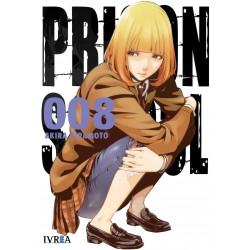 PRISON SCHOOL Nº 08
