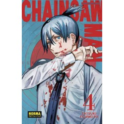 CHAINSAW MAN Nº 04