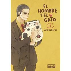 EL HOMBRE Y EL GATO Nº 01