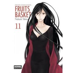 FRUITS BASKET EDICIÓN COLECCIONISTA Nº 11