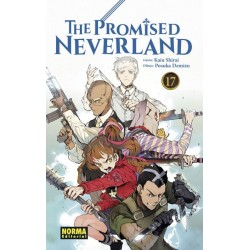 THE PROMISED NEVERLAND Nº 17