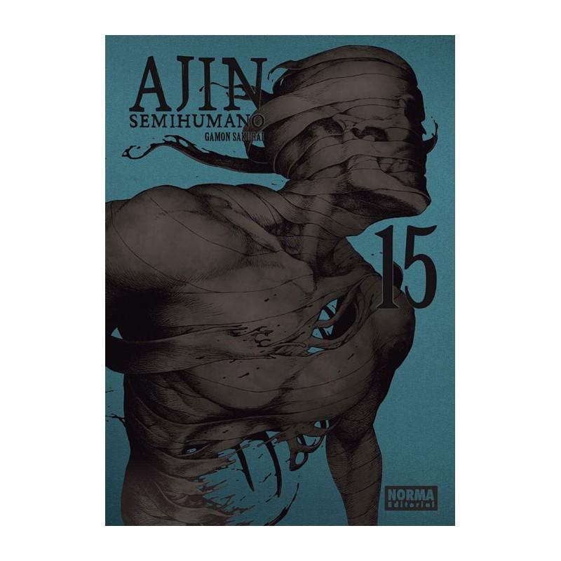 AJIN (SEMIHUMANO) Nº 15
