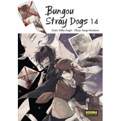 BUNGOU STRAY DOGS Nº 14