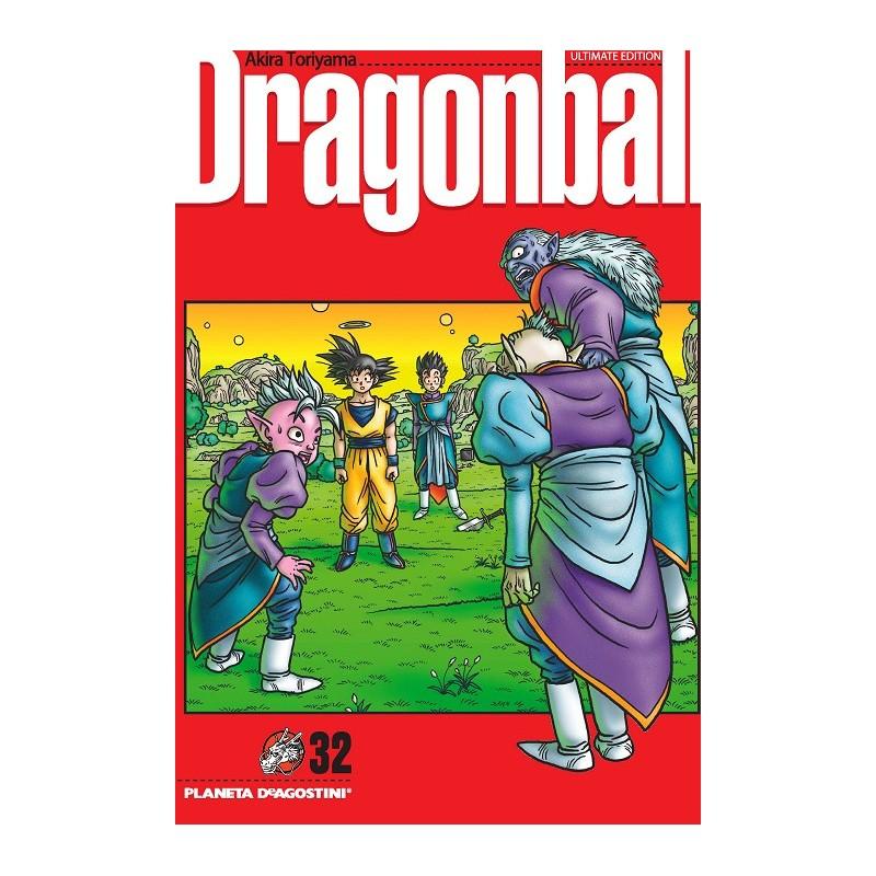 DRAGON BALL Nº32 (DE 34) ULTIMATE EDITION