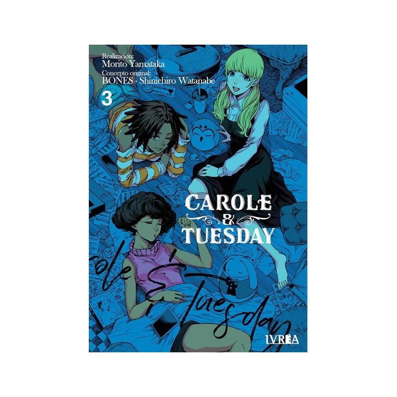 CAROLE & TUESDAY VOL. 03