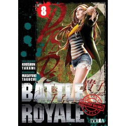 BATTLE ROYALE DELUXE Nº 08