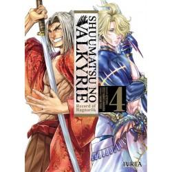 SHUUMATSU NO VALKYRIE Nº 04