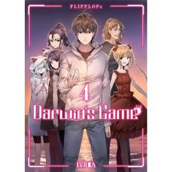 DARWIN'S GAME Nº 04